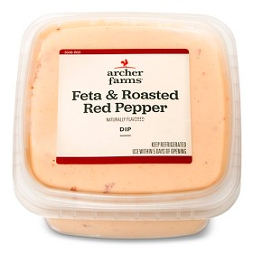 Archer Farms Feta & Roasted Red Pepper - Found @Target