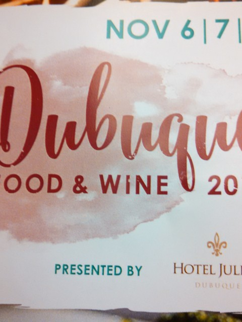 Dubuque Food & Wine 2015