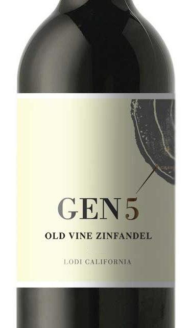Gen5 Old Vine Zinfandel