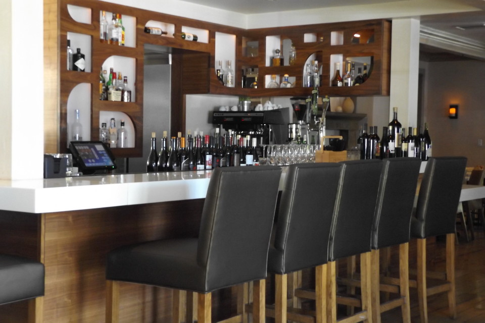 The Bar At The Hotel In Los Olivos