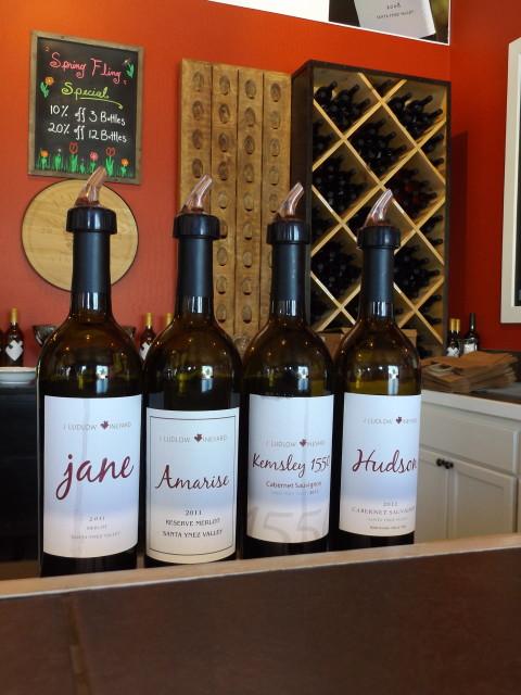 J. Ludlow Wines