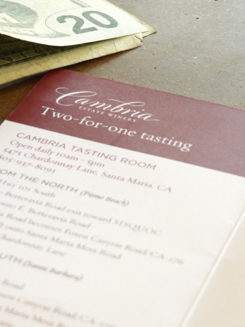 Two-For-One Free Wine Tasting Ticket - Best Wine Travel Tips by Impeccably Paired