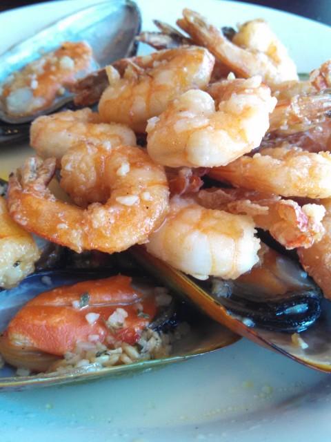 Legends of Asia Mussels Shrimp