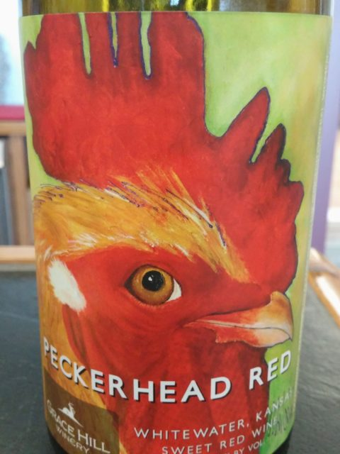 "Grace Hill Winery ""Peckerhead Red"""