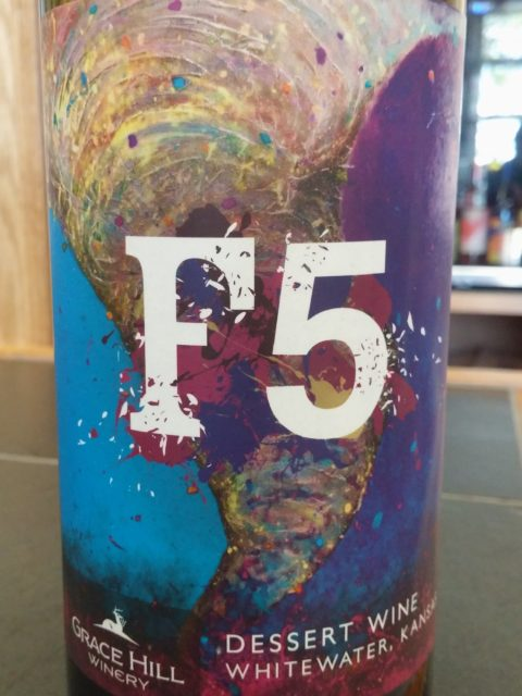 "Grace Hill Winery ""F5"""