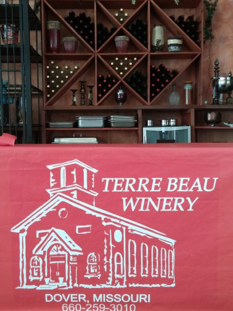 Terra Beau Winery & Vineyard - Kansas City Wine Trail - Missouri Wine Tasting