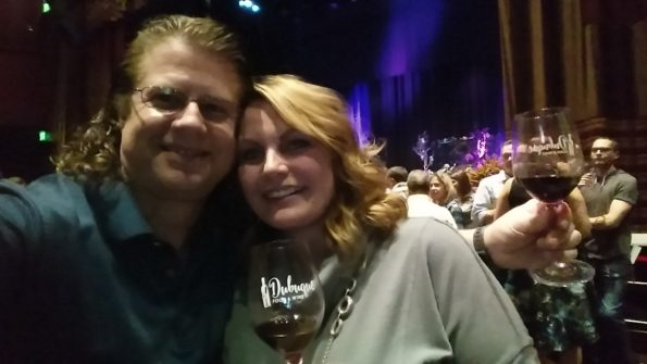 """Jay and Kimberly are """"Impeccably Paired"""" at Dubuque Food And Wine 2016"""