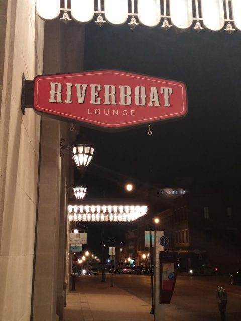 Riverboat Lounge @ Hotel Julien Dubuque