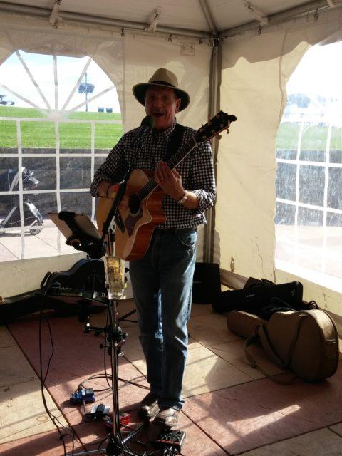 Soup Off! event Acoustic Guitar sound