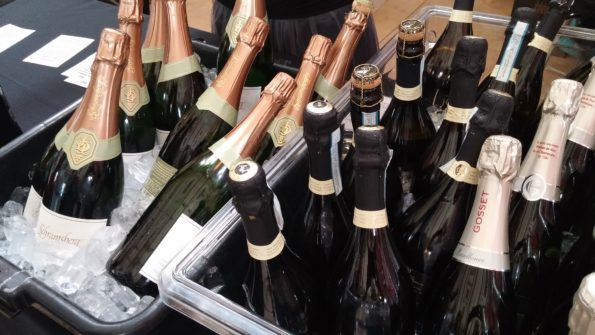UNCORKED: KC @ UNION STATION IN KANSAS CITY Chandon Bubbly Bar