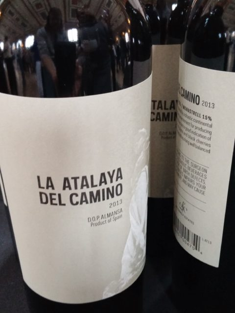 La Atalaya Del Camino 2013 at Uncorked: KC with Impeccably Paired