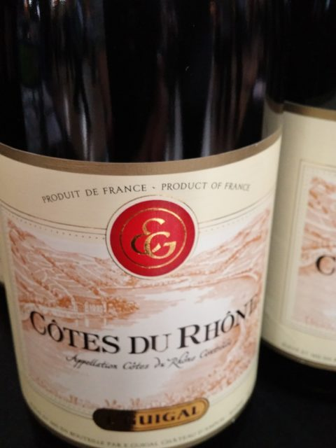 Cotes Du Rhone at Uncorked: KC with Impeccably Paired