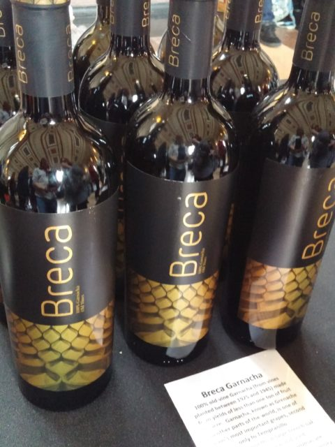 Breca Grenacha at Uncorked: KC with Impeccably Paired