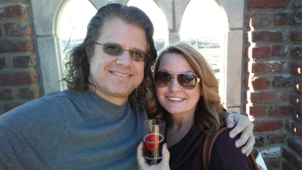 Jay & Kimberly of Impeccably Paired - New Glarus Brewing Co. Beer Tasting Sunday Adventure