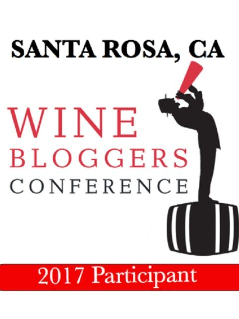 Wine Bloggers Conference WBC 2017 Participant Badge - Impeccably Paired