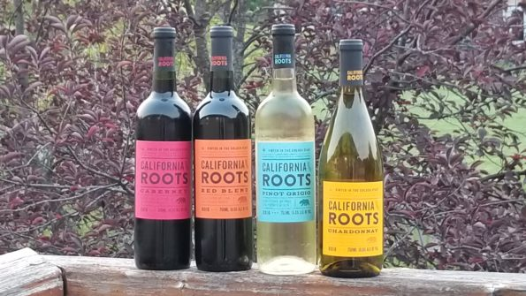 California Roots Wine Now Available At Target Stores Nationwide For Only Five Bucks - Review by Impeccably Paired