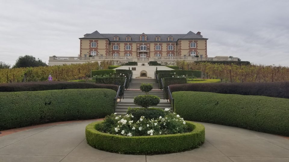 Domaine Carneros Chateau - Impeccably Paired