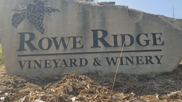 Visit Rowe Ridge Wine Tasting Room near Kansas City