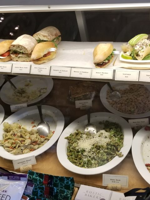 VJB Cellars La Cucina Fresh Panini and Deli Salads - Impeccably Paired