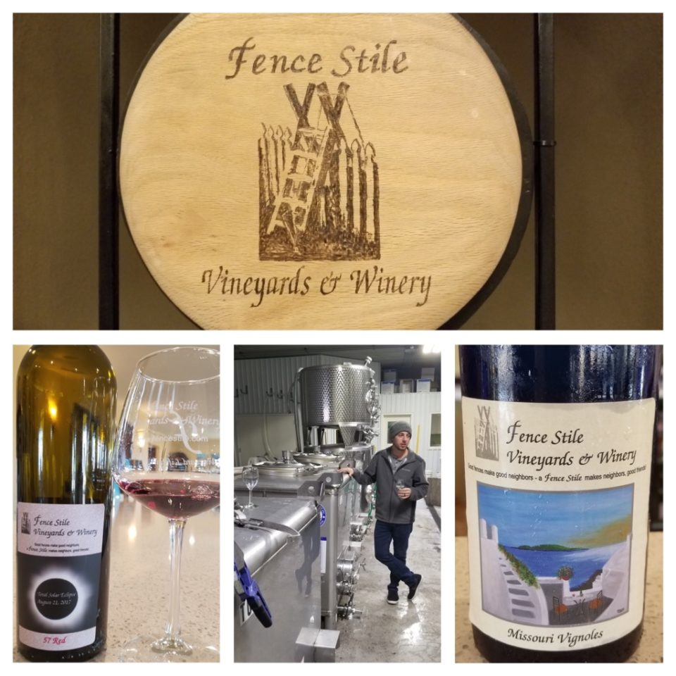 Fence Stile Vineyards & Winery near Excelsior Springs, Missouri by Impeccably Paired