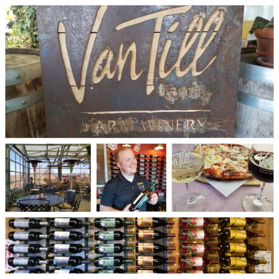 Van Till Family Farm Winery near Excelsior Springs, Missouri by Impeccably Paired